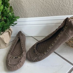 Juicy Couture Moccasins